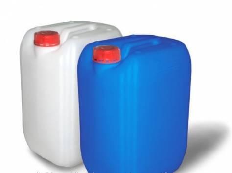 Канистры пластиковые полиэтиленовые под воду гсм, фотография 1