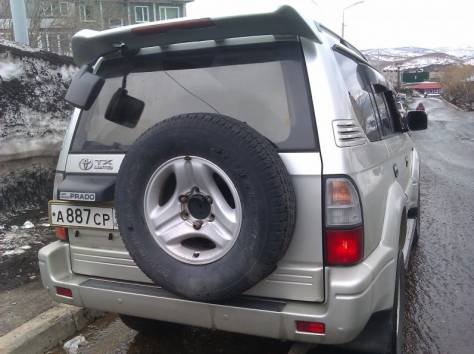Toyota Land Cruiser, 2000 г., фотография 2