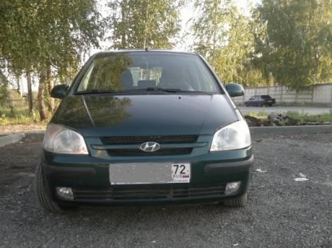 Hyundai Getz оригинальной корейской сборки (ноябрь 2004г, фактически - 2005г. )85л. с, АТ, , фотография 2