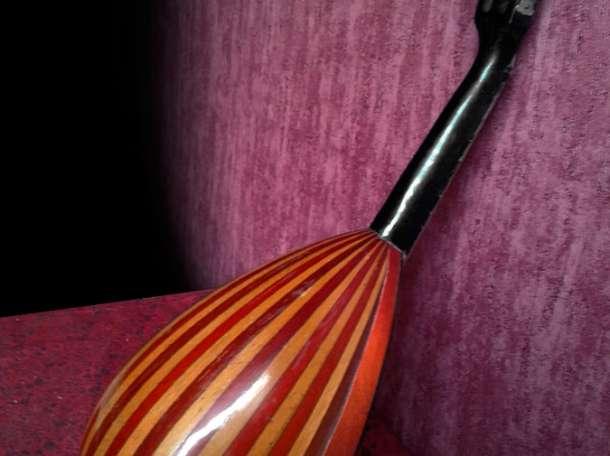 мандолина неаполитанская антикварная, фотография 1
