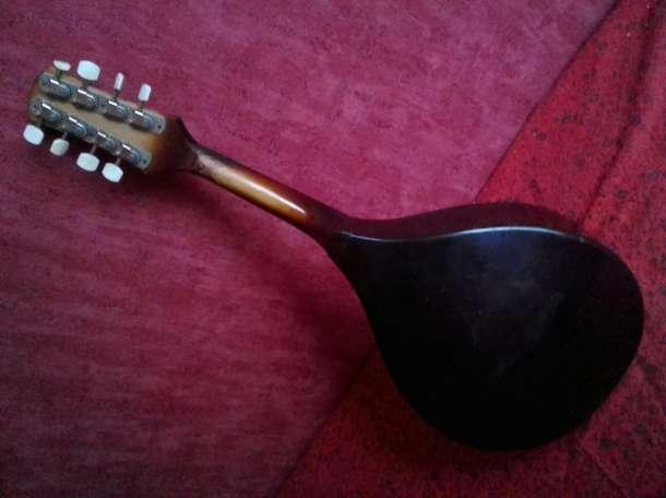 мандолина советская деревянная, фотография 3