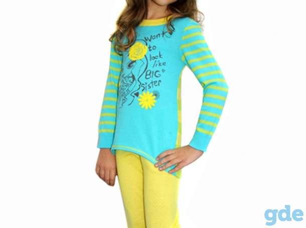верхние и бельевые комплекты для девочек, фотография 2