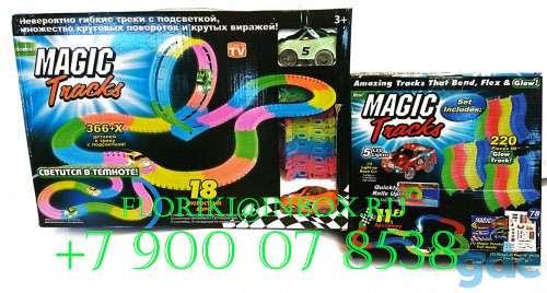Конструктор MAGIC TRACKS - это революция в мире детского творчества., фотография 2