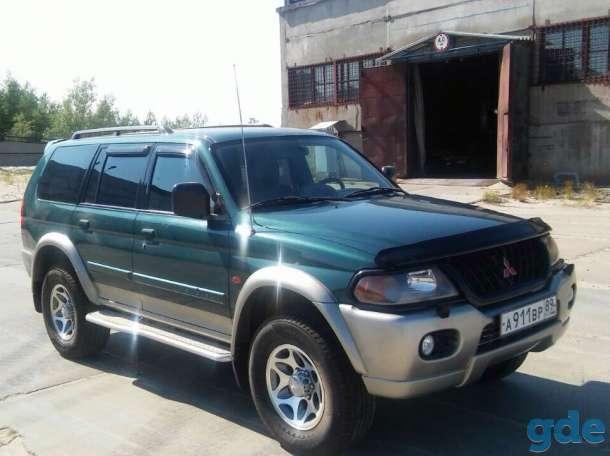 Продажа автомобиля Mitsubishi Pajero Sport — Надым, фотография 2