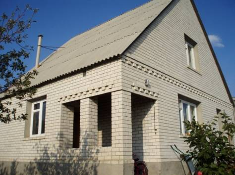 Продаётся дом с мансардой, пос. Средний Чир, Обливский р-он, фотография 1