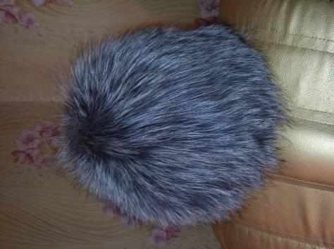 Шапка-чернобурка, фотография 1