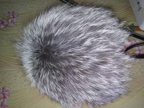 Шапка-чернобурка, фотография 2