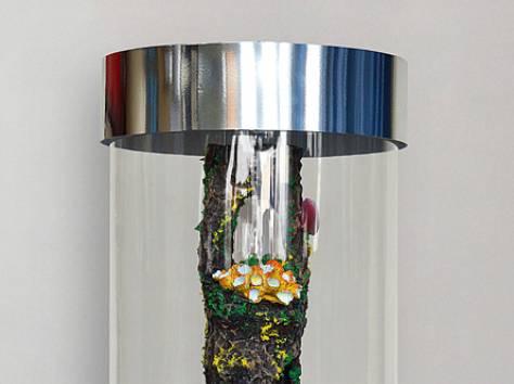 Комплекс: аквариум цилиндрический 90л, фотография 3