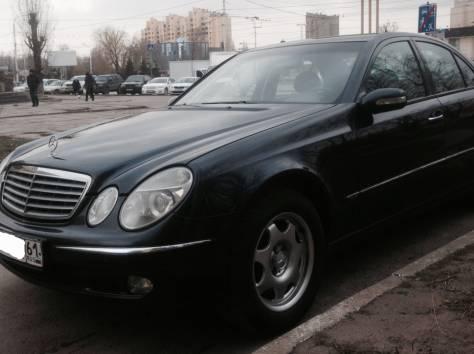Mercedes-Benz E 200 2003г.в., фотография 3