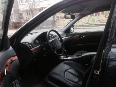 Mercedes-Benz E 200 2003г.в., фотография 7