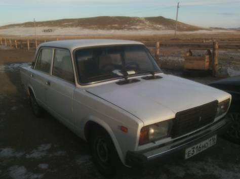 Срочно продам автомобиль Ваз 2107. хтс. 2007 г.в. , фотография 1