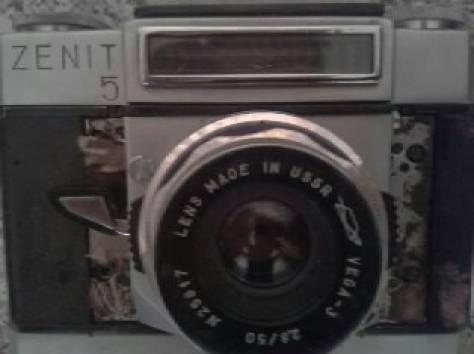 Фотоаппарат Зенит-5 (торг), фотография 1