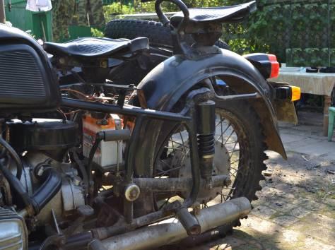 мотоцикл днепр мт 10-36, фотография 3