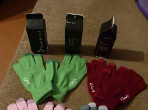 Продам сенсорные перчатки iGlove, фотография 1
