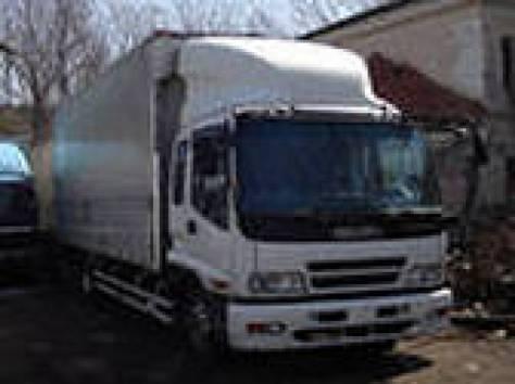 Грузовики ISUZU NLR85AL (рефрижераторы, изотермические, промтоварные фургоны), фотография 1