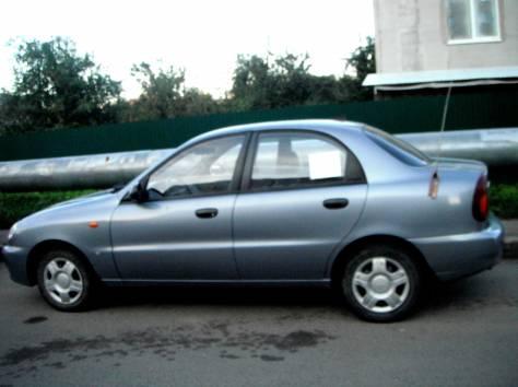 Продам Cevrolet Lanos 2008 г.в., фотография 4