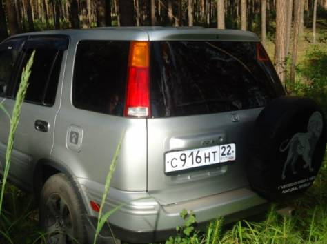 Honda CR-V, фотография 1