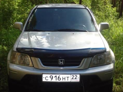 Honda CR-V, фотография 4