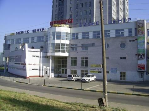 сдам офисы 780 кв.м. (целый этаж) в центре города БЦ