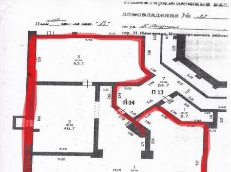 сдам офис \ кафе \ магазин 226 кв.м. центр города, красная линия, фотография 1