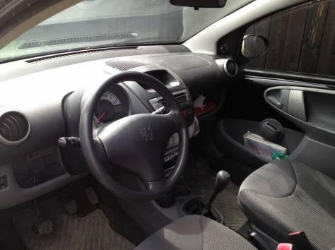 Продам Peugeot 107    2007 года выпуска, фотография 4
