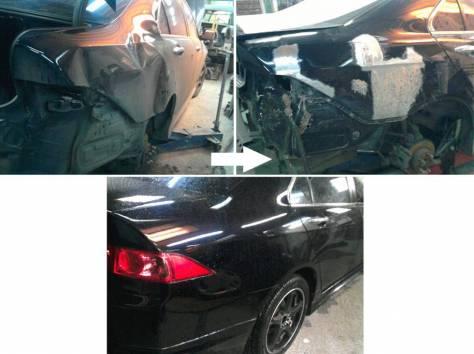 Малярно-кузовной ремонт, Покраска рихтовка авто, фотография 1