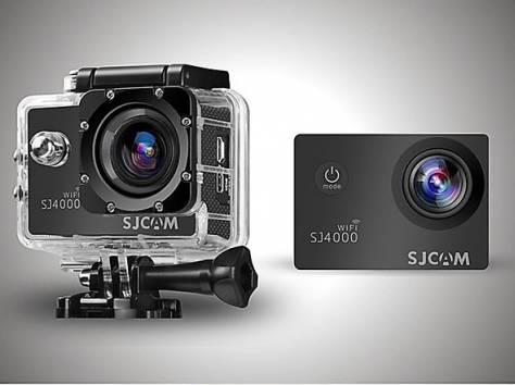 Продам оригинальные Экшн Камеры SJ4000 , фотография 1