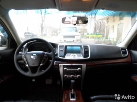ПРОДАМ Nissan Teana черный седан, 2010 г, фотография 9