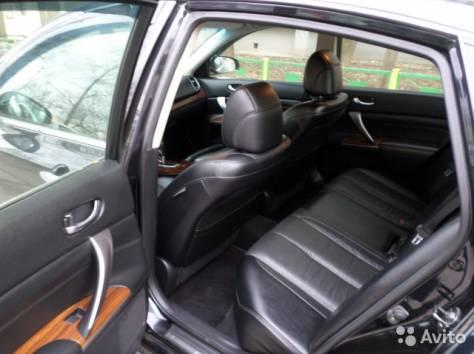 ПРОДАМ Nissan Teana черный седан, 2010 г, фотография 10