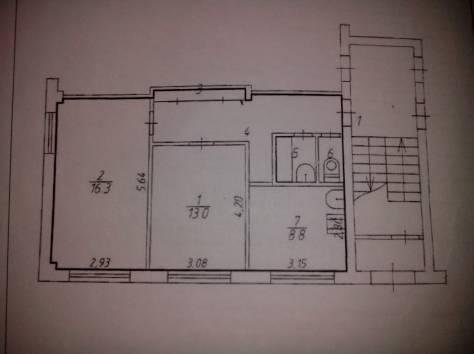 Продам 2-х комнатную квартиру, фотография 1