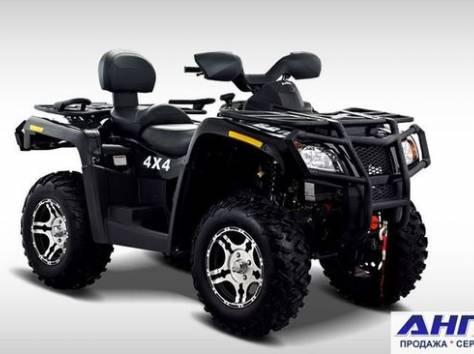 Квадроцикл Нisun ATV 800H, фотография 1