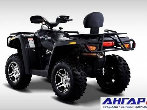 Квадроцикл Нisun ATV 800H, фотография 2