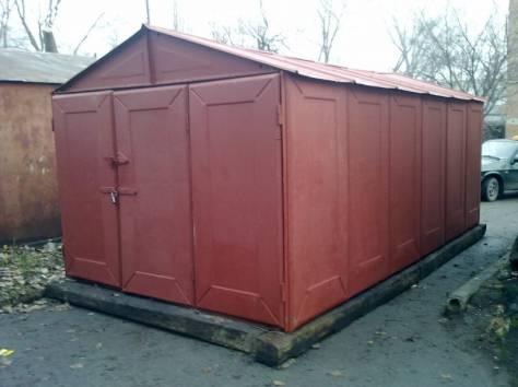 продаю разборной гараж, фотография 1