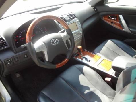 Toyota Camry, 2011 АКПП, кожа , камера , максимальная комплектация, фотография 2