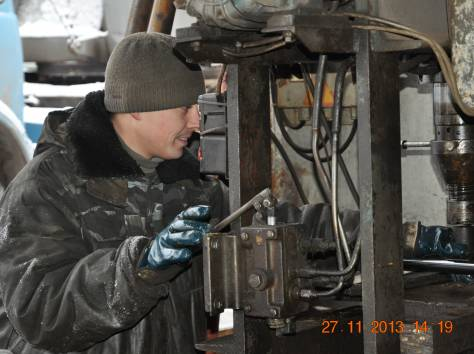 Обслуживание и ремонт грузоподъемных кранов., фотография 3