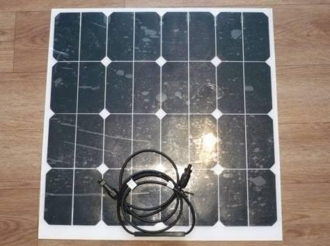 Гибкие солнечные панели. Solar panel., фотография 1