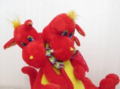 Продаю мягкую игрушку Горыныч, фотография 2