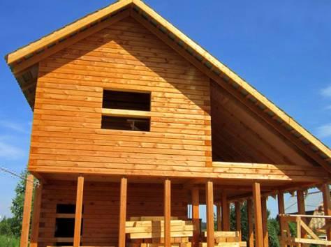 Постройка и отделка деревянных домов, фотография 7