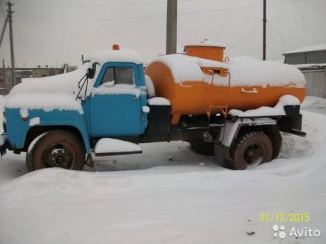 бензовоз газ 53, фотография 1