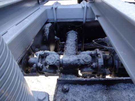Машина вакуумная МВ-10 на Урале дв. ЯМЗ-238 новый с консервации с новой  цистерной , фотография 5