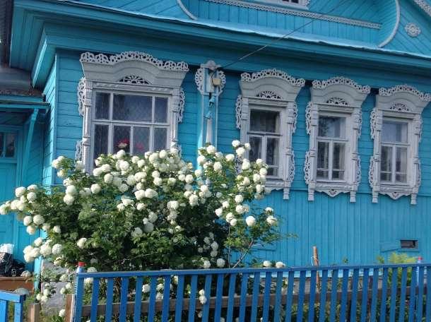 Дом бревенчатый добротный в деревне, деревня Малые Зимницы, фотография 2