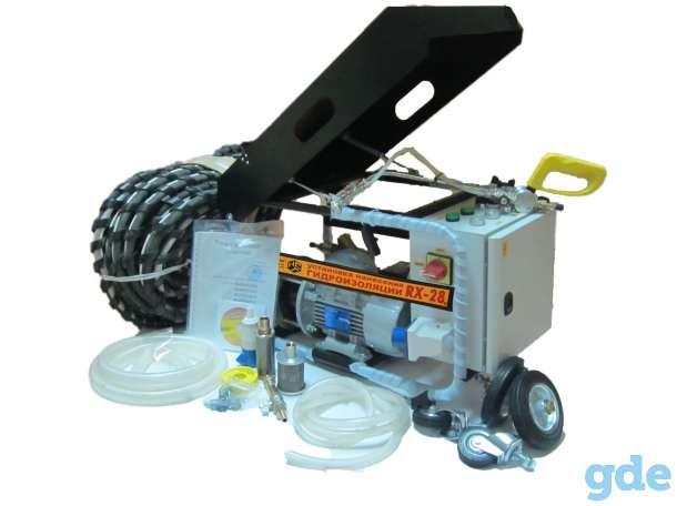 Оборудование и компоненты Жидкая резина., фотография 6