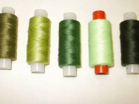 Продам фурнитуру швейную и ткани, фотография 1