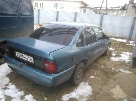 Opel Вектра 1989 с16nz, фотография 2