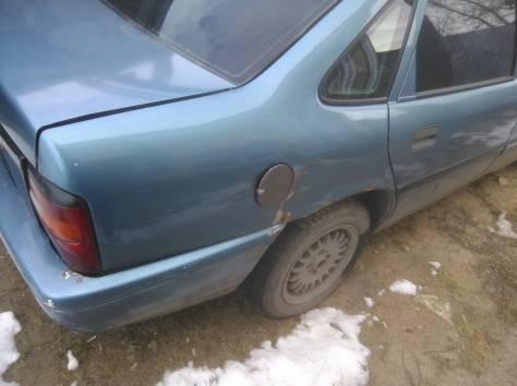 Opel Вектра 1989 с16nz, фотография 9