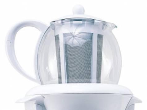 Продам красивый эл.чайник, фотография 1