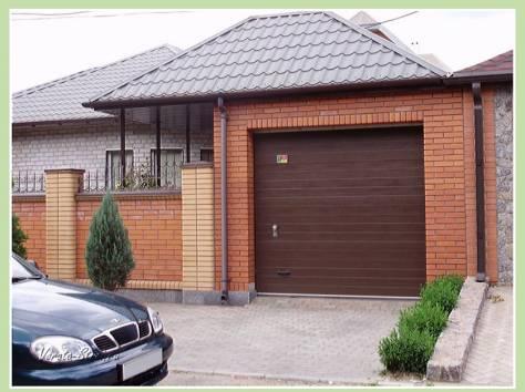 Установка и ремонт автоматических гаражных ворот, фотография 1