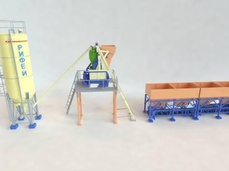 Бетонный завод Рифей-Бетон 60, фотография 2