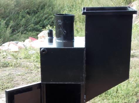 Изготовление Твердотопливных котлов Монтаж отопления, фотография 1