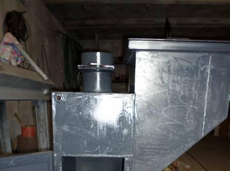Изготовление Твердотопливных котлов Монтаж отопления, фотография 2
